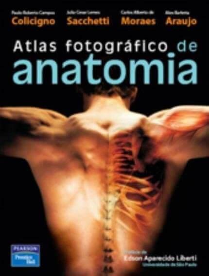 Atlas fotográfico de anatomia (Colicigno) - 1. ed. PDF