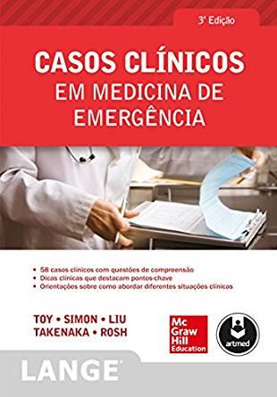 Casos clínicos em medicina de emergência - 3. ed. PDF