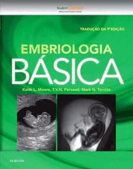 Embriologia básica (Moore) - 9. ed. PDF