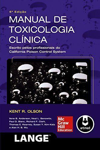 Manual de toxicologia clínica (Olson) - 6. ed. PDF