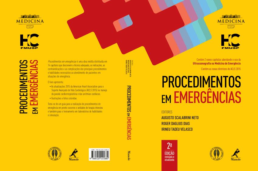 Procedimentos em emergências (Neto) - 2. ed. PDF