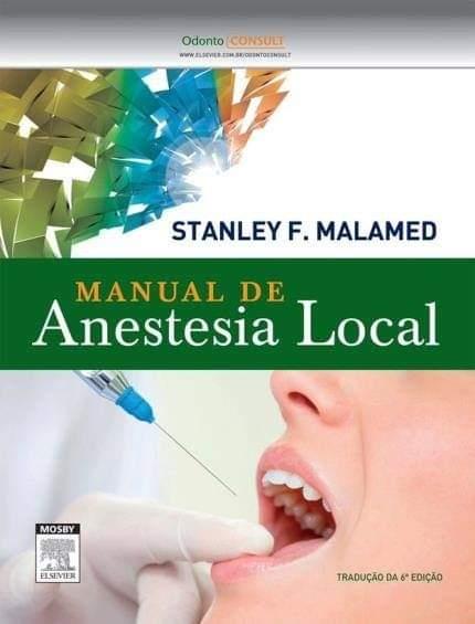 Manual de anestesia local (Malamed) - 6. ed. PDF