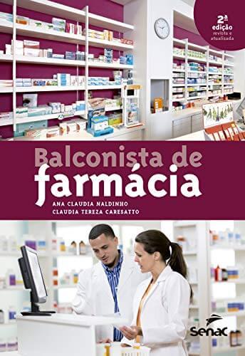 Balconista de Farmácia (SENAC) - 2. ed. PDF
